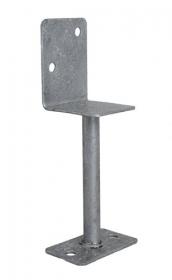 Half Saddle Post Supports