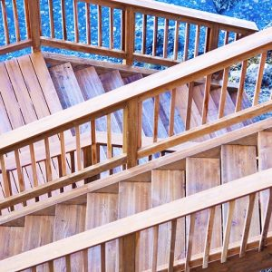 External Stair Components