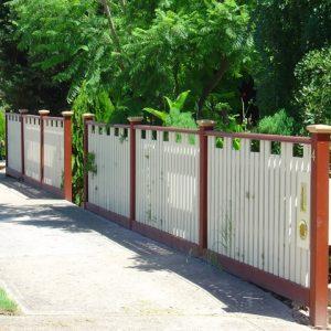 Fence Posts Capitals
