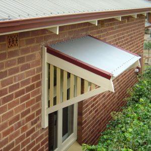 Window Canopys & External Rosettes