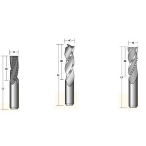 Wood Cutting Router Bits