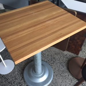1200x650x32mm Multilam American Oak Table Top