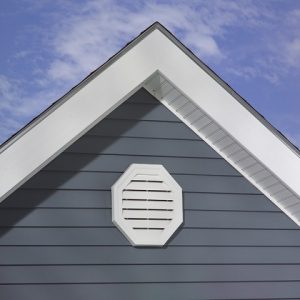 Non-Functional Gable Vents