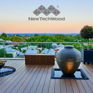 Newtechwood Grooved Boards