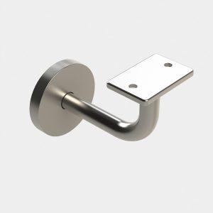 SS80 Stainless Steel Flat Top Handrail Bracket