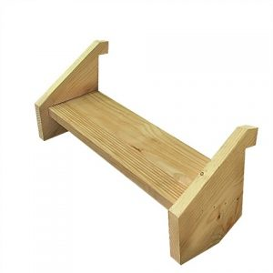 Treated Pine Stair Kit - One Tread