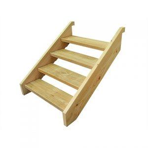 External Stair Kit - Four Tread
