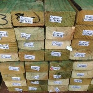 190x45mm H3 Treated Pine 6.0m Length