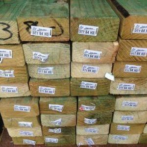 70x45mm H3 Treated Pine