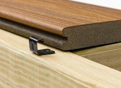 Trex Start Clip for Timber Structure